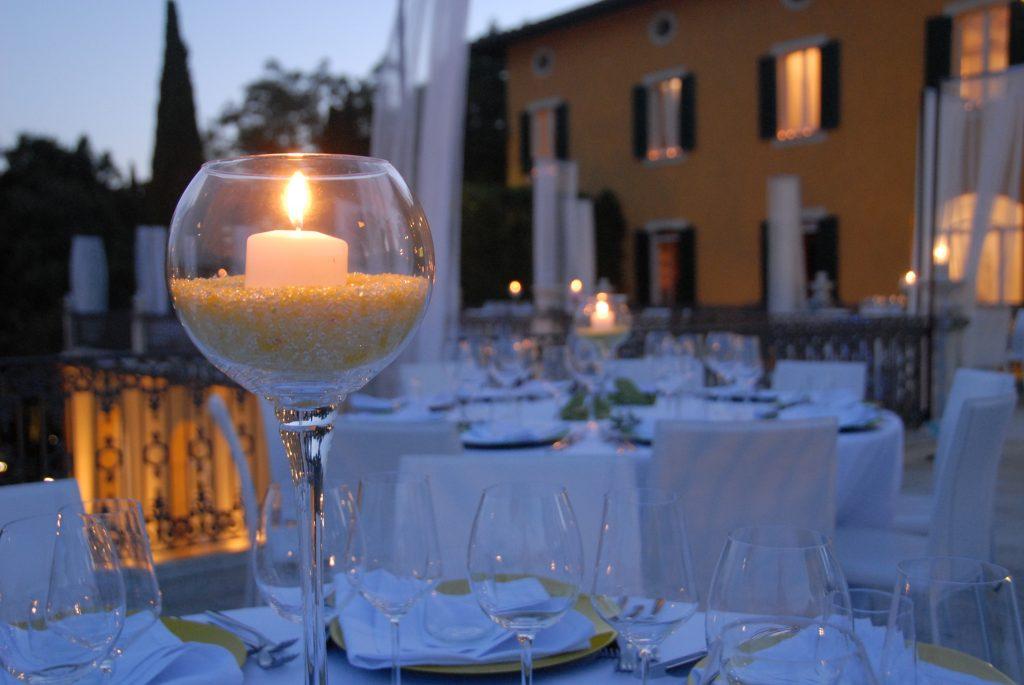 Matrimonio a Villa Fontana
